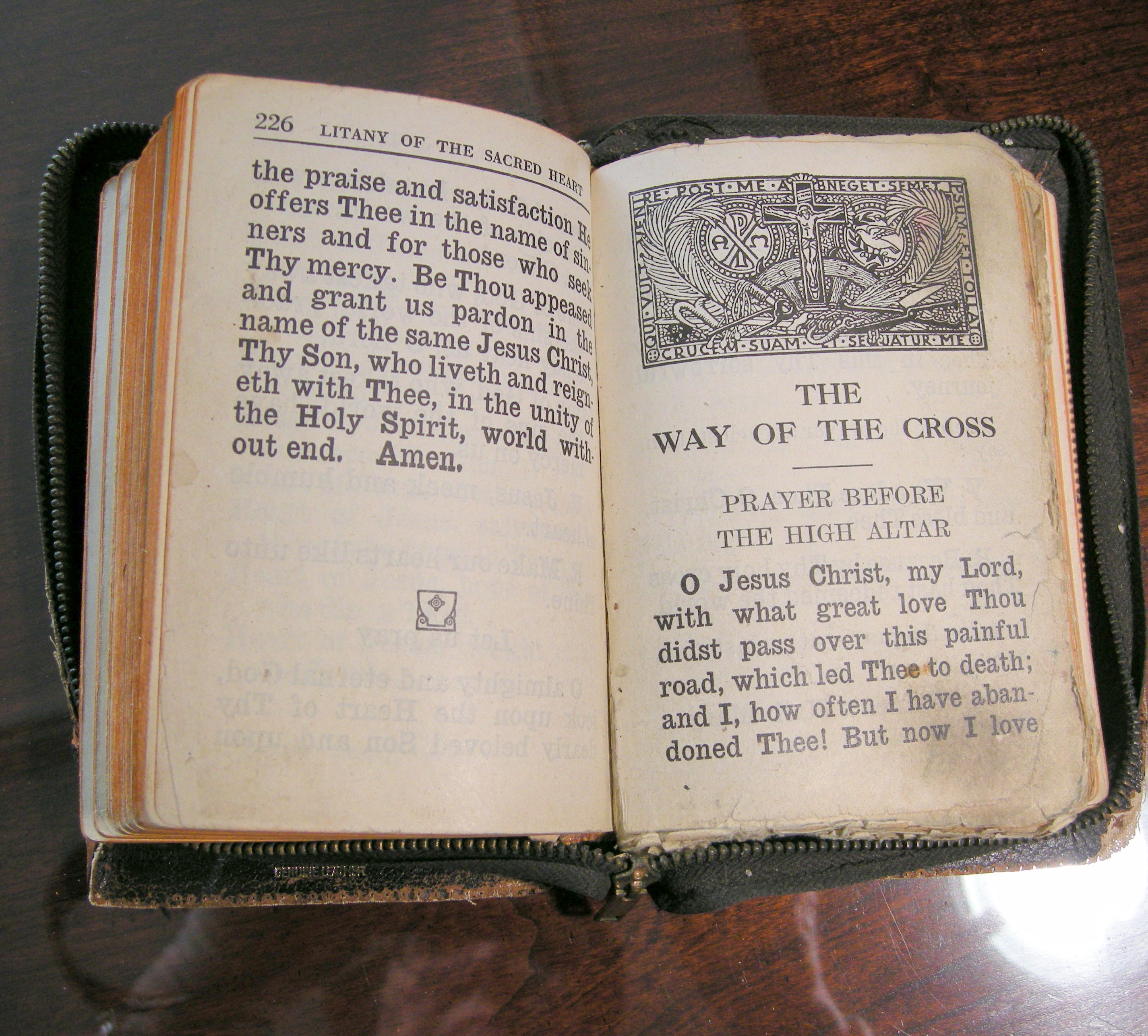 PRAYER BOOK, NELL T. SULLIVAN